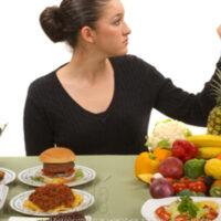 Cinq «NON» dans votre alimentation
