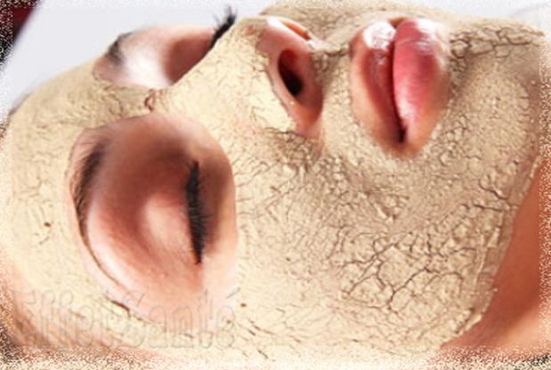 un masque puissant qui nettoie la peau et lisse le teint. Black Bedroom Furniture Sets. Home Design Ideas
