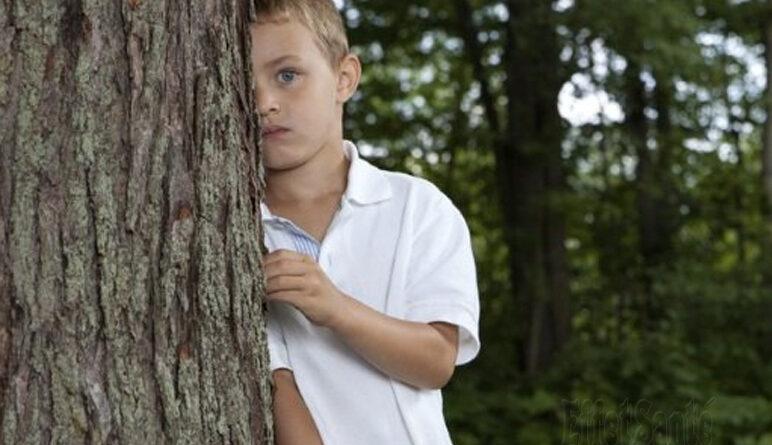 odeur transpiration enfant