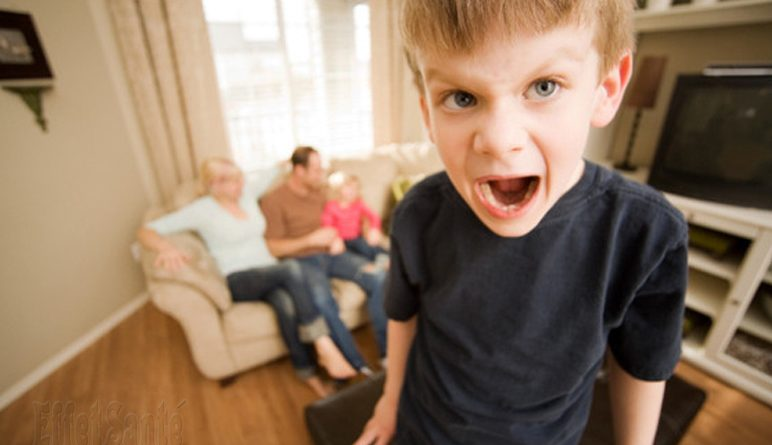 enfants, crises de colère, la colère chez les enfants
