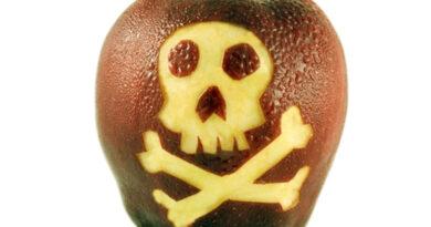 pesticides, femmes enceintes et les pesticides, les fruits avec des pesticides