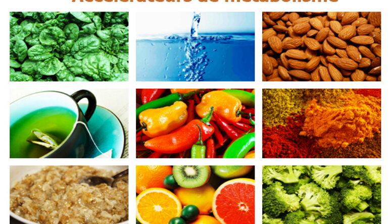 le métabolisme, comment accélérer le métabolisme, comment maigrir