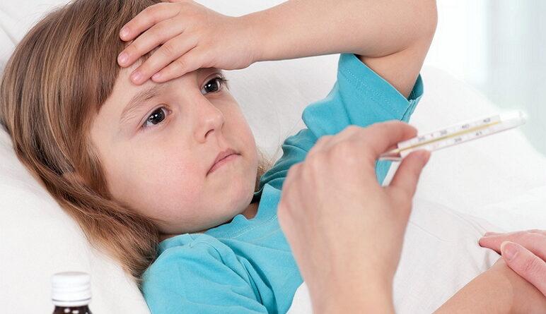 la fièvre, l'enfant et la fièvre